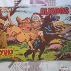 Tebeos: YUKI EL TEMERARIO Nº 99. Lote 173082349