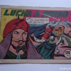 Tebeos: EL GUERRERO DEL ANTIFAZ Nº143.. Lote 173143639