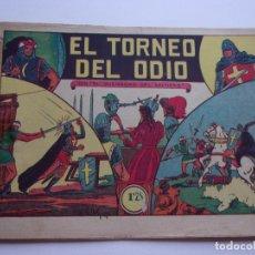 Tebeos: EL GUERRERO DEL ANTIFAZ Nº4.. Lote 173144735
