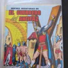Livros de Banda Desenhada: NUEVAS AVENTURAS DE EL GUERRERO DEL ANTIFAZ Nº 74 EL RETORNO. Lote 173420324