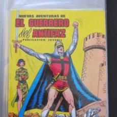 Livros de Banda Desenhada: NUEVAS AVENTURAS DE EL GUERRERO DEL ANTIFAZ Nº 75 EL JURAMENTO. Lote 173420353
