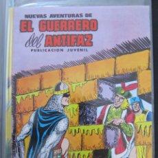 Livros de Banda Desenhada: NUEVAS AVENTURAS DE EL GUERRERO DEL ANTIFAZ Nº 78 EMPAREDADO VIVO. Lote 173420453
