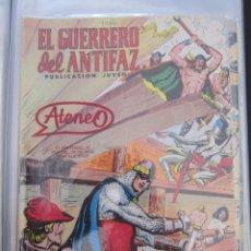 Tebeos: EL GUERRERO DEL ANTIFAZ Nº 250 EGMOND EL TRAIDOR. Lote 173446378
