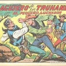 Livros de Banda Desenhada: EL AGUJERO DE LOS TRUAHANES.CON EL PEQUEÑO LUCHADOR. Nº 212.A-COMIC-5335. Lote 173448327