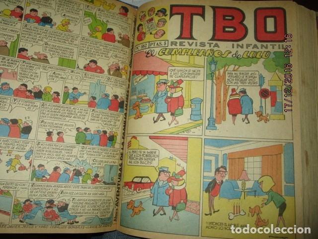Tebeos: TOMO 25 TEBEOS ANTIGUOS TBO ORIGINALES 1969 MUY BIEN CONSERVADOS EXCELENTES - Foto 7 - 173487679