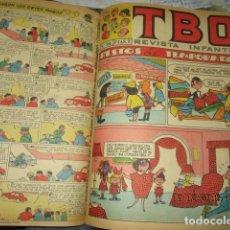 Tebeos: TOMO 25 TEBEOS ANTIGUOS TBO ORIGINALES 1969 MUY BIEN CONSERVADOS EXCELENTES. Lote 173487679