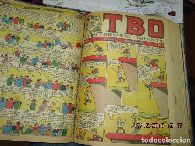 Tebeos: TOMO 25 TEBEOS ANTIGUOS TBO ORIGINALES 1969 MUY BIEN CONSERVADOS EXCELENTES - Foto 9 - 173487679