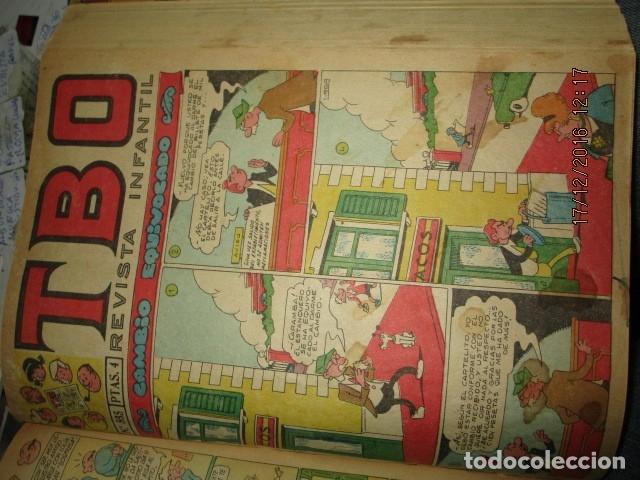 Tebeos: TOMO 25 TEBEOS ANTIGUOS TBO ORIGINALES 1969 MUY BIEN CONSERVADOS EXCELENTES - Foto 10 - 173487679