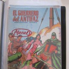 Tebeos: EL GUERRERO DEL ANTIFAZ Nº 112 LA DERROTA DE SOLIMAN. Lote 173493568