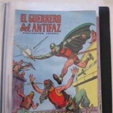 Tebeos: EL GUERRERO DEL ANTIFAZ Nº 123 ABDERRAMAN EL SANGUINARIO. Lote 173494557