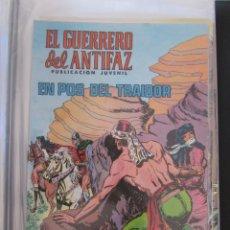 Tebeos: EL GUERRERO DEL ANTIFAZ Nº 128 EN POS DEL TRAIDOR. Lote 173495213