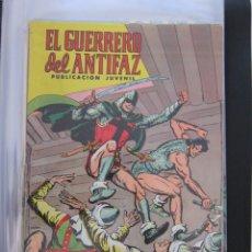 Tebeos: EL GUERRERO DEL ANTIFAZ Nº 131 PARVIZ KAN EL TERRIBLE. Lote 173495318