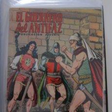 Tebeos: EL GUERRERO DEL ANTIFAZ Nº 145 PRISIONERO DE LOS KIR. Lote 173501875