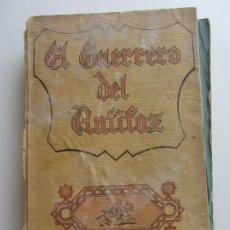 Tebeos: EL GUERRERO DEL ANTIFAZ TOMO Nº 3 EPISODIOS Nº 41 AL 60 - VALENCIANA - CX19. Lote 173512000