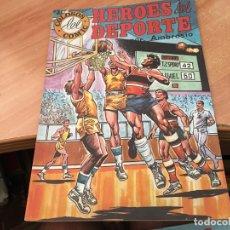 Tebeos: HEROES DEL DEPORTE Nº 3 (VALENCIANA) (COIB22). Lote 173514270