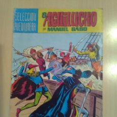 Tebeos: EL AGUILUCHO SELECCIÓN AVENTURA 36 VALENCIANA 1982. Lote 173518330
