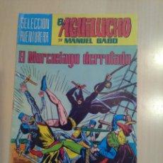 Tebeos: EL AGUILUCHO SELECCIÓN AVENTURA 38 VALENCIANA 1982. Lote 173519565