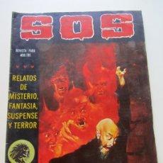 Tebeos: SOS II ÉPOCA- Nº 16 - 1981 VALENCIANA CX19. Lote 173571689