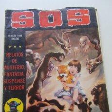 Livros de Banda Desenhada: SOS II ÉPOCA- Nº 27 - 1981 VALENCIANA CX19. Lote 173571848