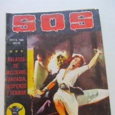 Livros de Banda Desenhada: SOS II ÉPOCA- Nº 5 - 1981 VALENCIANA CX19. Lote 173571995