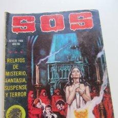 Tebeos: SOS II ÉPOCA- Nº 3 - 1981 VALENCIANA CX19. Lote 173572078