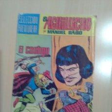 Tebeos: EL AGUILUCHO SELECCIÓN AVENTURA 37 VALENCIANA 1982. Lote 173579217