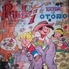 Tebeos: TEBEO PUMBY. REVISTA INFANTIL. AÑO XXII. Nº 986. EXTRA DE OTOÑO. Lote 173794814