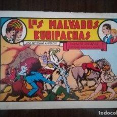 Tebeos: ROBERTO ALCAZAR Y PEDRIN - NÚM. 21 - 1981 - LOS MALVADOS KURIPACHAS. Lote 173796594