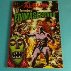 Tebeos: ALBUM EL HOMBRE ENMASCARADO. TOMO 5. ABRIL 1981. Lote 173864767
