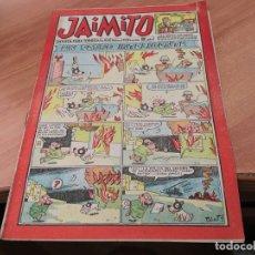 Tebeos: JAIMITO Nº 449 ( ORIGINAL VALENCIANA) (COIB25). Lote 173871112