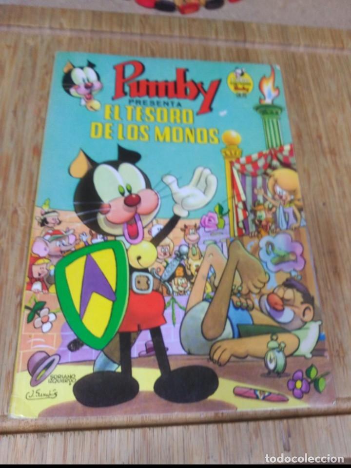 PUMBY Nº 9 AÑO 1968 MUY BUEN ESTADO (Tebeos y Comics - Valenciana - Pumby)