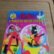 Tebeos: PUMBY Nº 23 AÑO 1970 MUY BUEN ESTADO. Lote 173873203