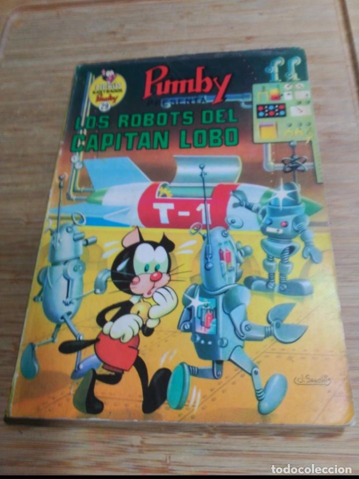 PUMBY Nº 29 AÑO 1971 (Tebeos y Comics - Valenciana - Pumby)