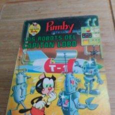 Tebeos: PUMBY Nº 29 AÑO 1971. Lote 173873439