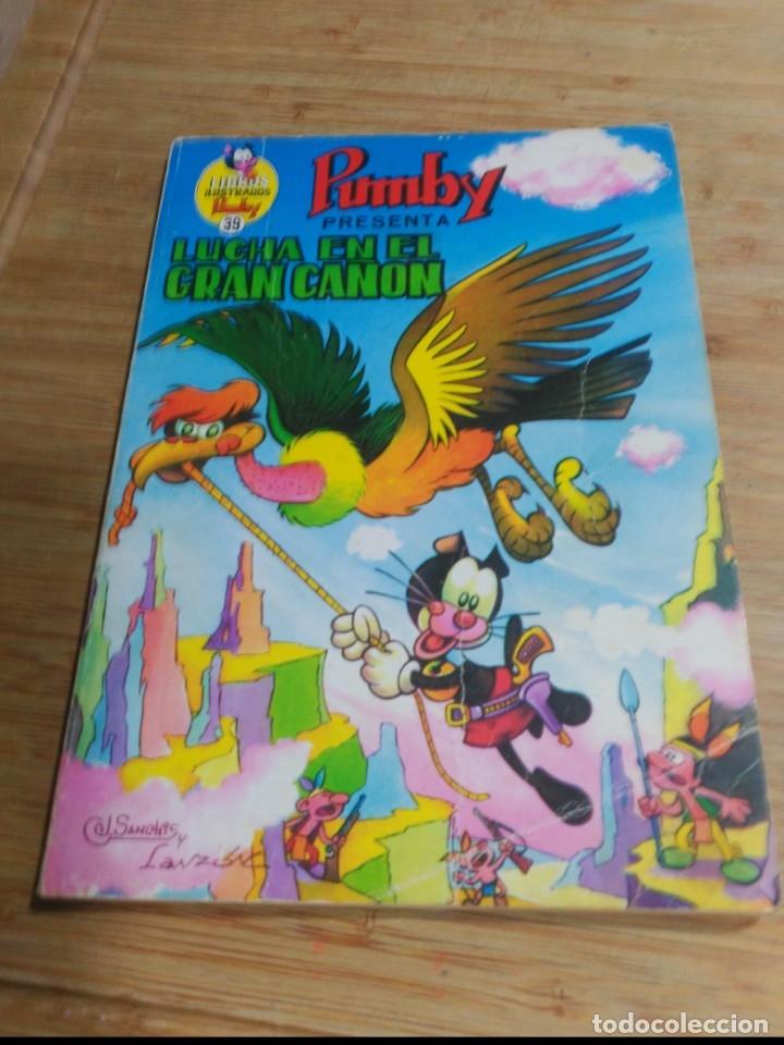 PUMBY Nº 39 AÑO 1971 (Tebeos y Comics - Valenciana - Pumby)