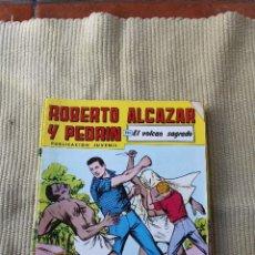 Tebeos: ROBERTO ALCAZAR Y PEDRIN Nº 280: EL VOLCAN SAGRADO. Lote 173876880