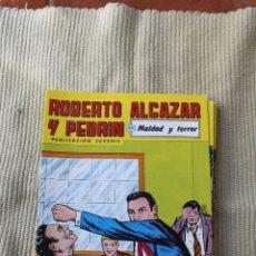 Tebeos: ROBERTO ALCAZAR Y PEDRIN Nº 279: MALDAD Y TERROR. Lote 173876912