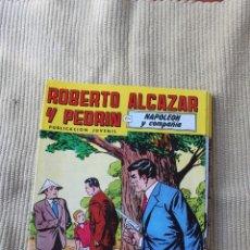 Tebeos: ROBERTO ALCAZAR Y PEDRIN Nº 278: NAPOLEON Y COMPAÑIA. Lote 173876930