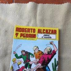 Tebeos: ROBERTO ALCAZAR Y PEDRIN Nº 277: JORGA EL BANDIDO. Lote 173876942