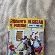 Tebeos: ROBERTO ALCAZAR Y PEDRIN Nº 276: TERROR EN HARLEM. Lote 173876978