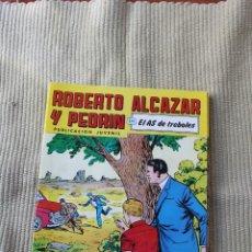 Tebeos: ROBERTO ALCAZAR Y PEDRIN Nº 275: EL AS DE TREBOLES. Lote 173877007