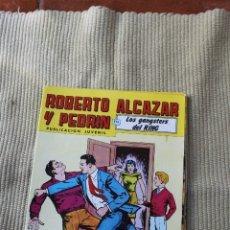 Tebeos: ROBERTO ALCAZAR Y PEDRIN Nº 272: LOS GANGSTERS DEL RING. Lote 173877433