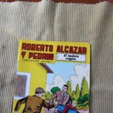 Tebeos: ROBERTO ALCAZAR Y PEDRIN Nº 268: EL MUÑECO TRAGICO. Lote 173877509