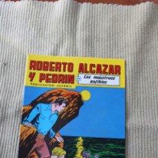 Tebeos: ROBERTO ALCAZAR Y PEDRIN Nº 267: LOS MONSTRUOS ANFIBIOS. Lote 173877518