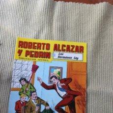Tebeos: ROBERTO ALCAZAR Y PEDRIN Nº 266: LOS HERMANOS LOY. Lote 173877538