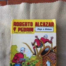 Tebeos: ROBERTO ALCAZAR Y PEDRIN Nº 265: VIAJE A DEIMOS. Lote 173877577