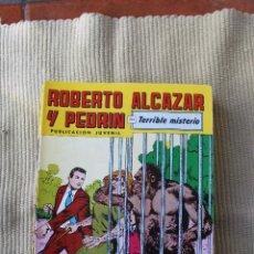 Tebeos: ROBERTO ALCAZAR Y PEDRIN Nº 264: TERRIBLE MISTERIO. Lote 173877588