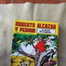 Tebeos: ROBERTO ALCAZAR Y PEDRIN Nº 263: LA BANDA DEL LEOPARDO. Lote 173877604