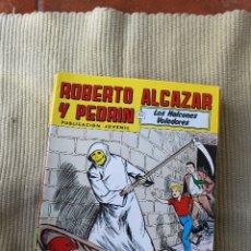 Tebeos: ROBERTO ALCAZAR Y PEDRIN Nº 262: LOS HALCONES VOLADORES. Lote 173877630