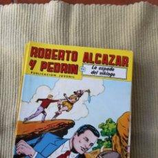 Tebeos: ROBERTO ALCAZAR Y PEDRIN Nº 260: LA ESPADA DEL VIKINGO. Lote 173877689